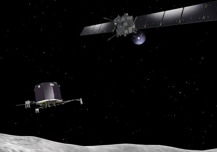 La Misión Rosetta. La misión más importante de la ESA.