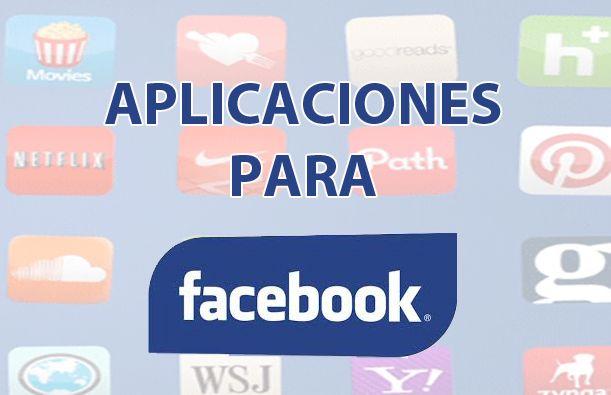 Aplicaciones para Facebook en Bonnie and Click Estudio web.