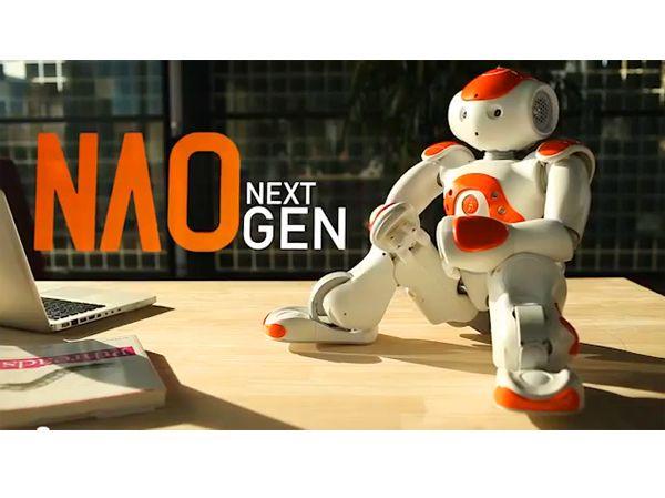 Tecno ideas Bonnie and Click estudio web para regalar en navidad. NAO Next Gen.