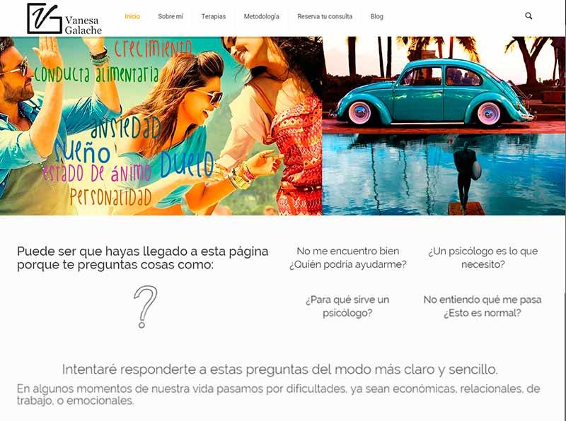 Bonnie&Click presenta Psicologa-alicante.es en EmprenWeb