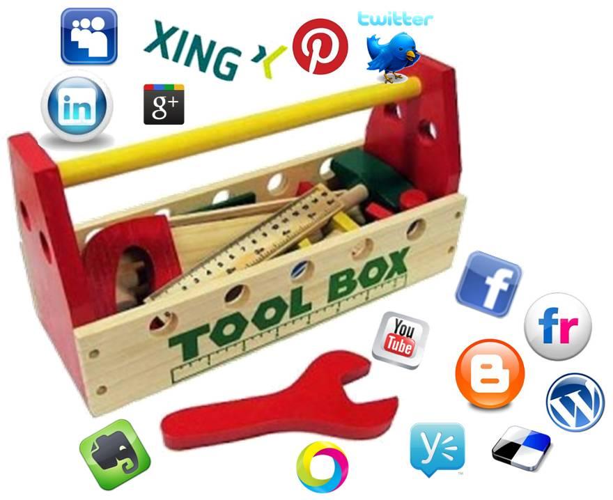 Herramientas para crear imágenes en las redes sociales