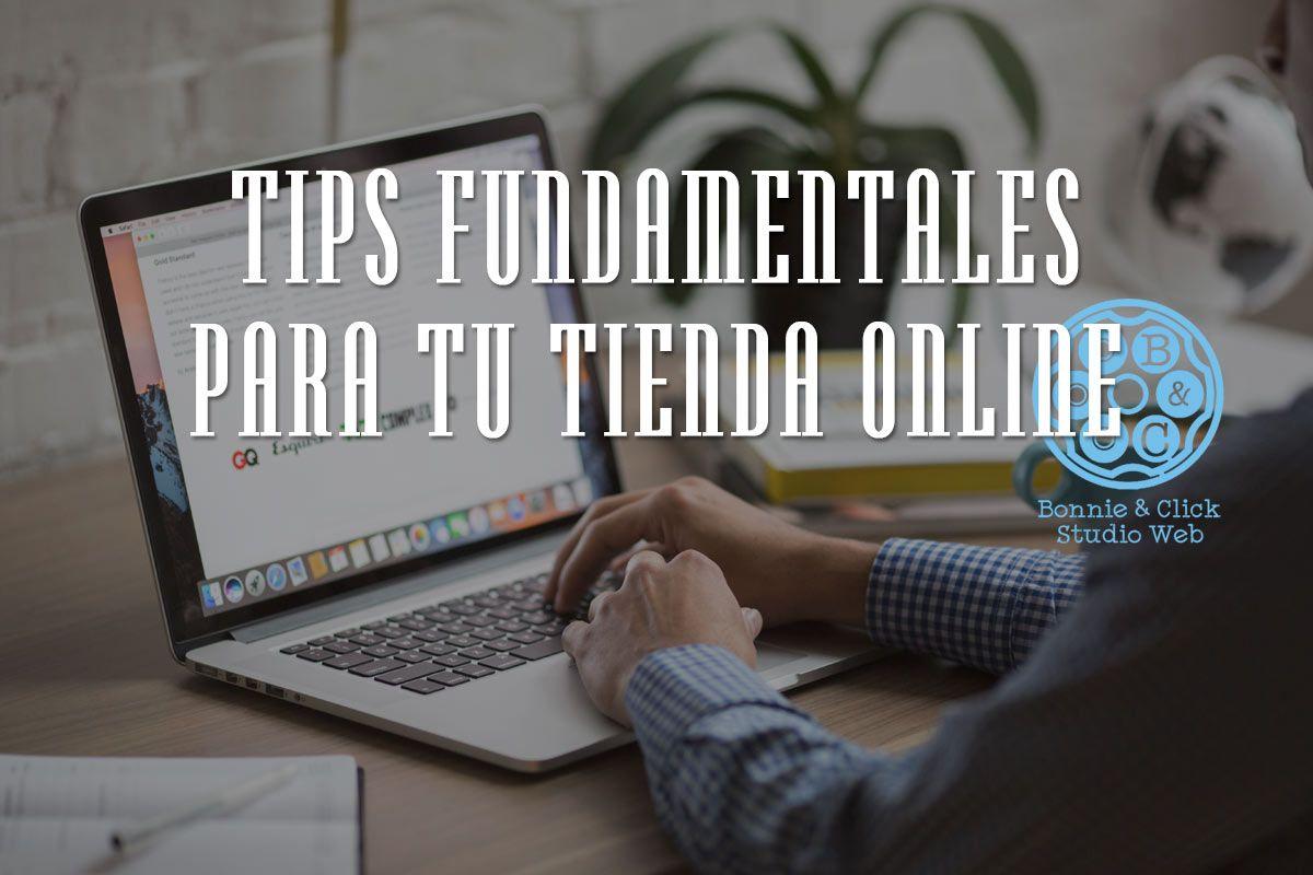 Tips fundamentales para tienda online