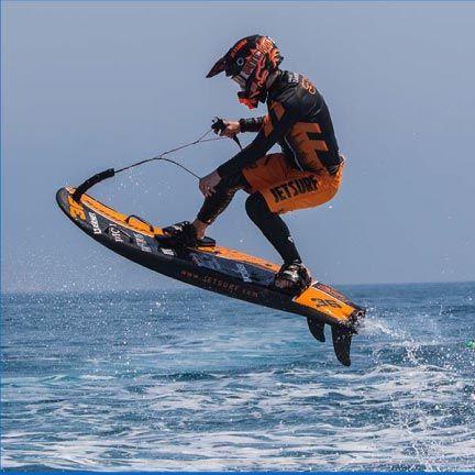DISEÑO WEB PARA JET SURF
